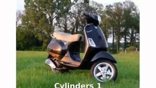 6. 2012 Vespa LX 50 4V Details and Walkaround