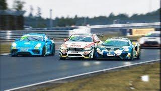 Chaosrennen im Regen • | ADAC GT4 Nürburgring Tag 3 | Spielkind Racing