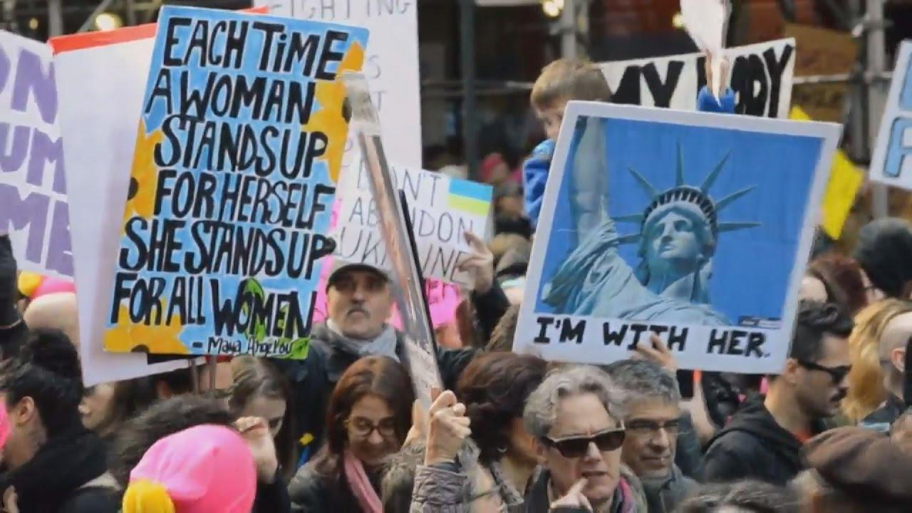 Διαδηλώσεις κατά του νέου πλανητάρχη