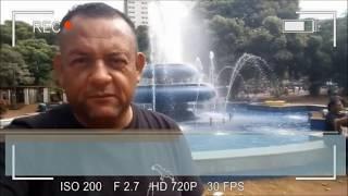 Reinauguração do Chafariz ( Praça Ary Coelho) - Campo Grande MS