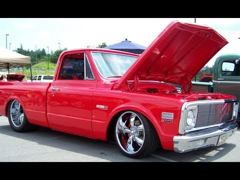 1972 Chevy Pick Up Street Rod