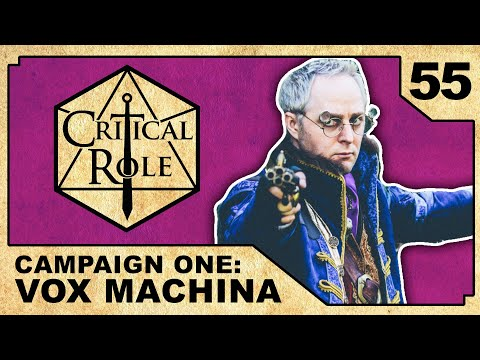 Umbrasyl | Critical Role RPG Show Episode 55