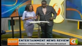 Power Breakfast : Entertainment News Review full download video download mp3 download music download