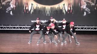 Download Lagu K.I.C Crew - World Champion 2012 Hip Hop Unite Mp3
