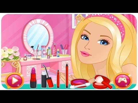 Jogos de meninas - Barbie Lady in Red - Barbie Maquiagem e Vestuário Jogos Para Meninas