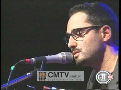 Jorge Drexler video Transoceánica - CM Vivo 2007
