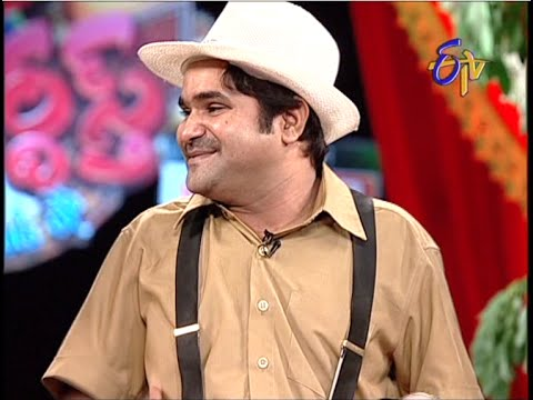 Jabardasth -????????? -  Chalaki Chanti Performance on 18th September 2014 19 September 2014 07 AM