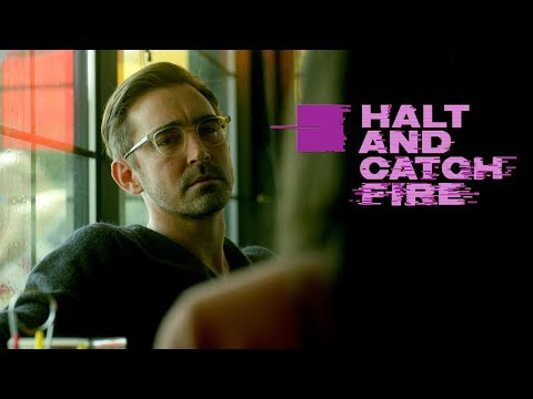 HALT AND CATCH FIRE Episode 406 'A Connection is Made' Exclusive Clip