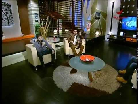 احمد عبيد برنامج عز الشباب   حلقة الخميس 2 1 2014