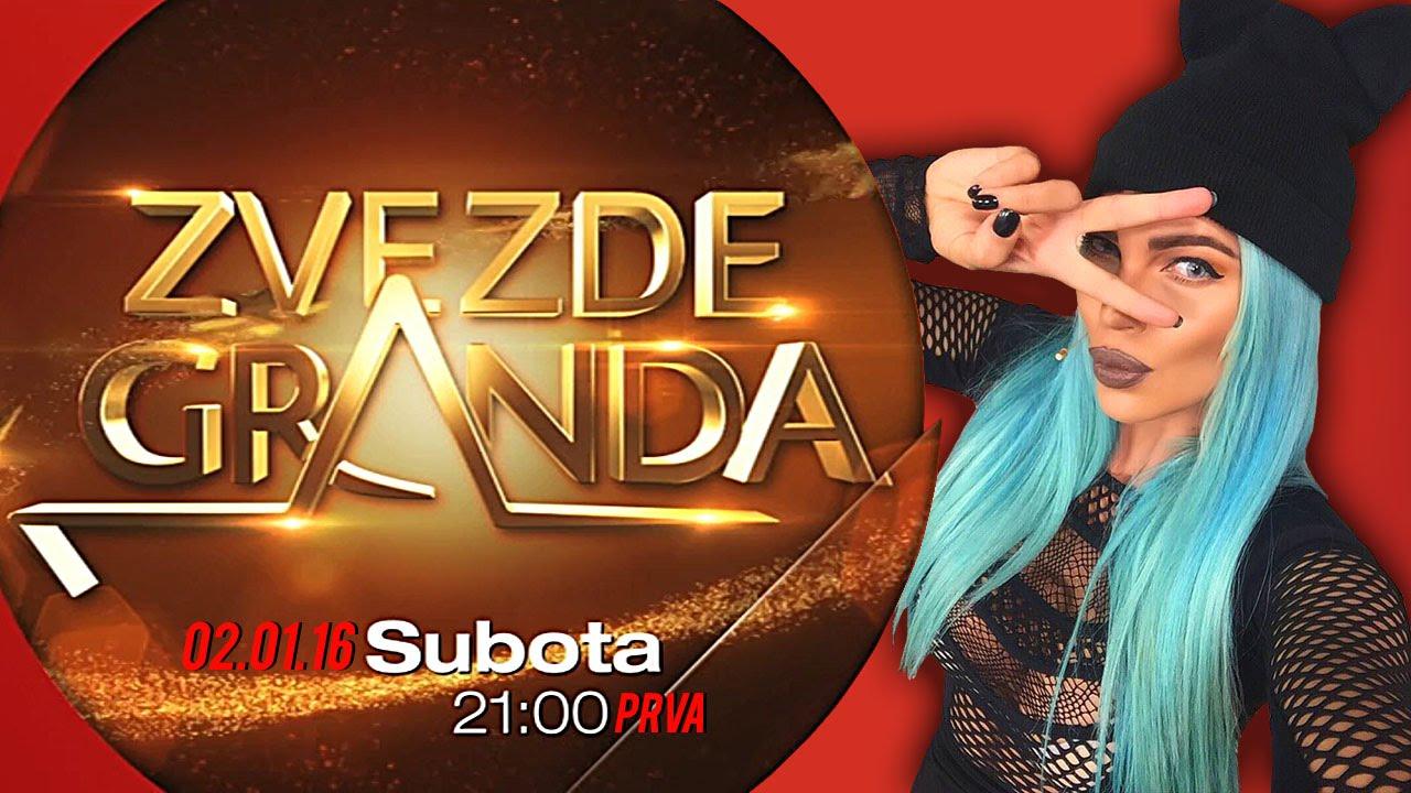 ZVEZDE GRANDA 2015 – 2016 – petnaesta emisija – 02. 01. – najava