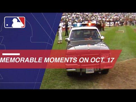 Video: Ventura, Ortiz lead top moments from Oct. 17