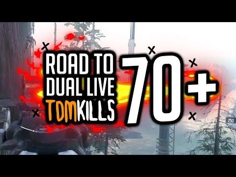 METEEN BEASTMODE! - Road to DUAL 70+ TDM KILLS #1 (COD: Black Ops 3)