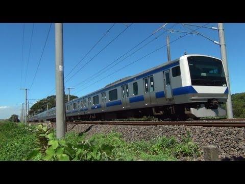 【常磐線】 E531系 高速通過集 @牛久~佐貫