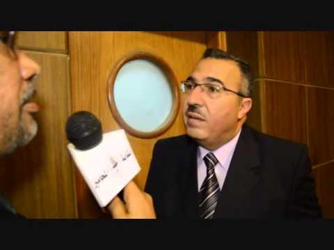 محمد الجمل يغادر مستشفى التأمين الصحى ويعود سالماً الى ابو حماد