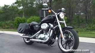 7. Used 2013 Harley Davidson XL883L Sportster Superlow Motorcycles for sale