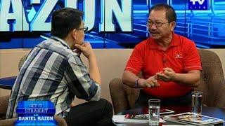 Video UNTV Life: DA Chief Manny Piñol shares how Duterte broke the news of his appointment to him MP3, 3GP, MP4, WEBM, AVI, FLV November 2018