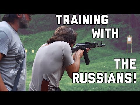 Training With REAL Russian Operators