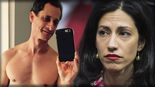 HUMA IS PISSED! PROSECUTORS JUST GAVE ANTHONY WEINER THE WORST NEWS OF HIS LIFE