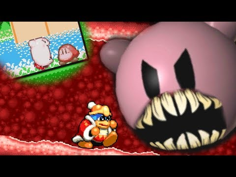 WHAT REALLY HAPPENS WHEN KIRBY SWALLOWS YOU EXPOSED!! | Kirby.EXE