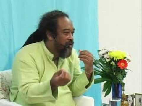 Mooji Video: Don't Try to Love Everybody