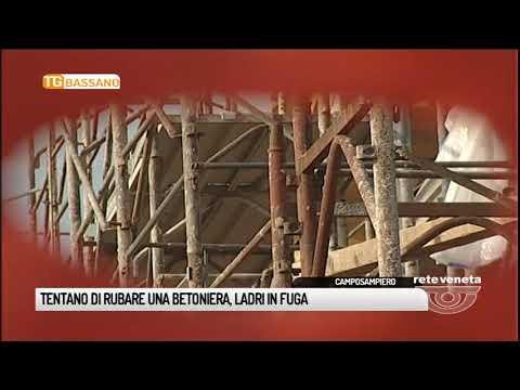 TG BASSANO (17/10/2018) - BREVI NOTIZIE DALL'ALTA PADOVANA