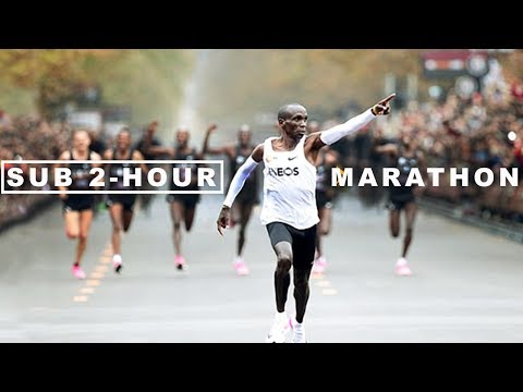 Eliud Kipchoge Ran a Sub 2 Hour Marathon .HOW??!