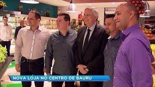 Rede de Supermercados de Bauru inaugura mais uma loja e gera mais de 200 empregos