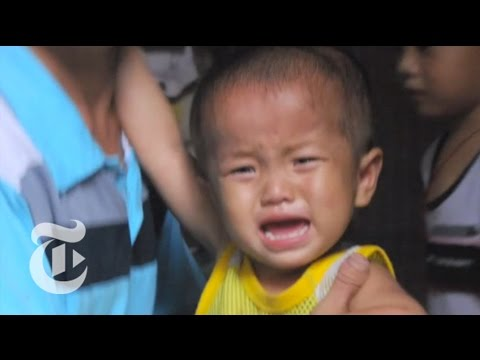 World: China's Kidnapped Children | The New York Times