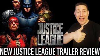 Video New Justice League Trailer Review MP3, 3GP, MP4, WEBM, AVI, FLV Juni 2018