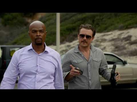 Lethal Weapon - Murtaugh meets his daughter's boyfriend