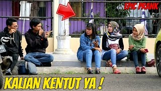 Video KAMU KENTUT YA! | Prank Indonesia MP3, 3GP, MP4, WEBM, AVI, FLV Juli 2019