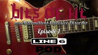 Episode 1: Line 6 POD thumb image