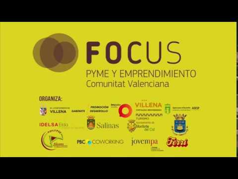 Vídeo Promocional Focus Pyme y Emprendimiento Alto y Medio Vinalopó 2017[;;;][;;;]