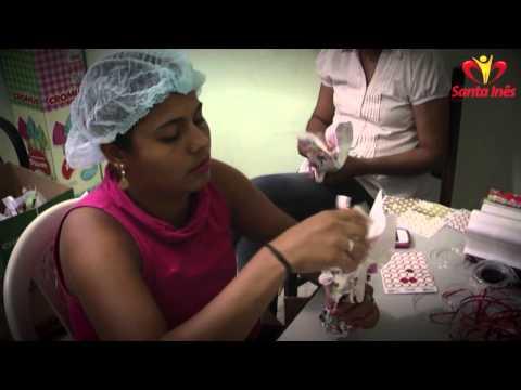 Ovos de chocolate para creches são feitos pela Secretaria de Desenvolvimento Social