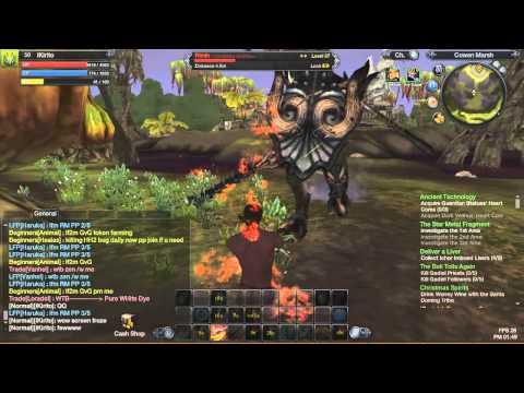 )Wild RaiderZ - Ronin Solo -Naked- (Assassin) (Fail, screen froze)