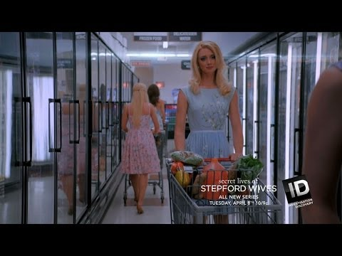 Secret Lives of Stepford Wives   New Series - Tue Apr 8 10/9c