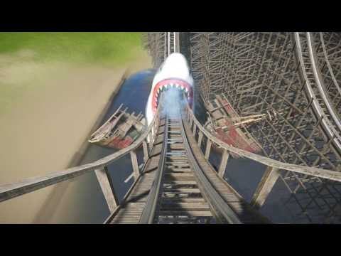 Maelstrom (Unfinished Custom Coaster)- Planet Coaster