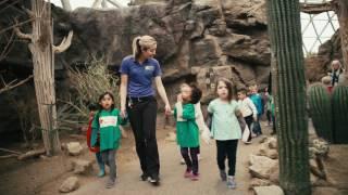 Omaha's Henry Doorly Zoo & Aquarium Through My Eyes
