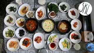 Jeonju-si South Korea  city photo : Life in Korea S2 E2 UNREAL $6.50 Meal & Night Market in Jeonju, Korea!