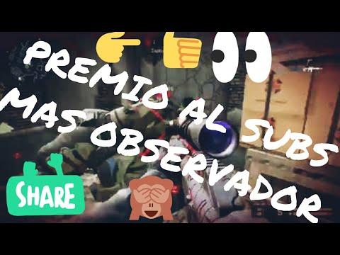 WARFACE / FULL SNIPER / SOIS SUBS OBSERVADORES ?!  PREMIO PARA EL SUB MAS OBSERVADOR / 1080p60 ESP