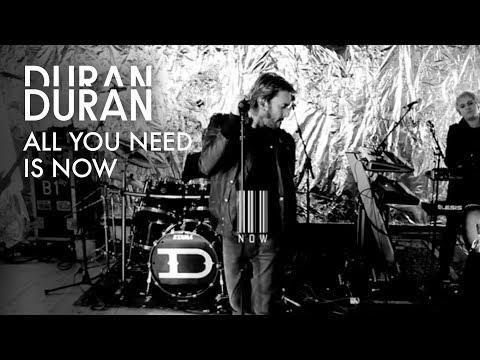 Tekst piosenki Duran Duran - All You Need Is Now po polsku