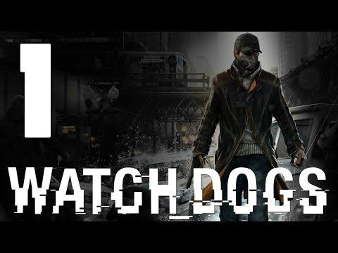 Watch dogs прохождение игры на русском 1