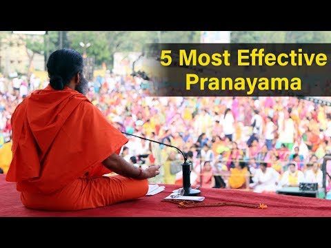 5 Most Effective Pranayama