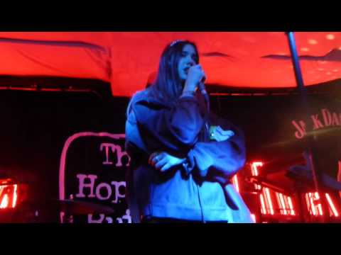 Dua Lipa - Hotter Than Hell (HD) The Hope & Ruin, Brighton -  17.01.16