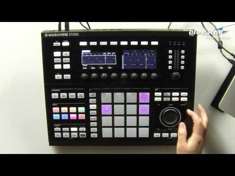 Elevator Vlog – Folge 32: Native Instruments Maschine Studio (Deutsch)