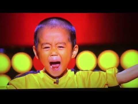 Little Big Shot - Little Bruce Lee