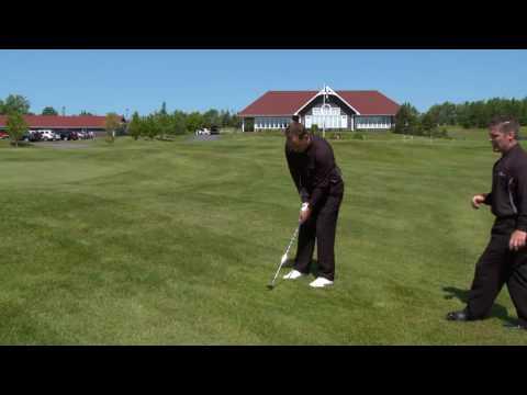 Golf Tip – High Lofted Pitch Shot – Bell Bay Golf Academy – Golf Lessons