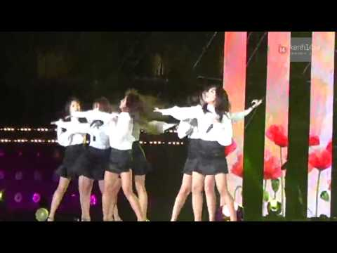 No No No - Apink - Music Bank in Ha Noi 28/3/2015