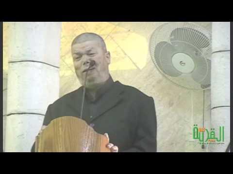 خطبة الجمعة لفضيلة الشيخ عبد الله 30/11/2012
