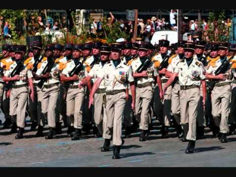 Hymne der Infanterie der Marine